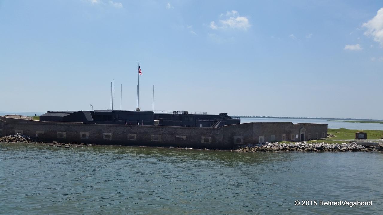 Fort Sumter, South Carolina - Near Charleston
