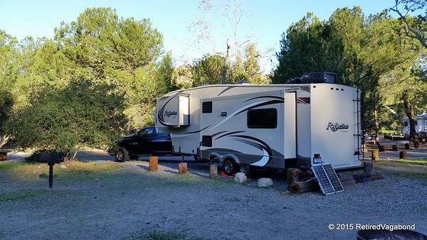 Dry Camping O'Neil Park California