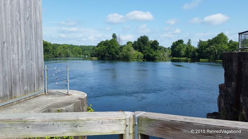 Savannah River Augusta River Locks