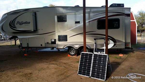 New Portable Solar Panel