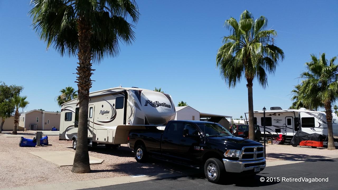 Apache Wells RV Park - Mesa Az