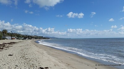 Doheny Beach California