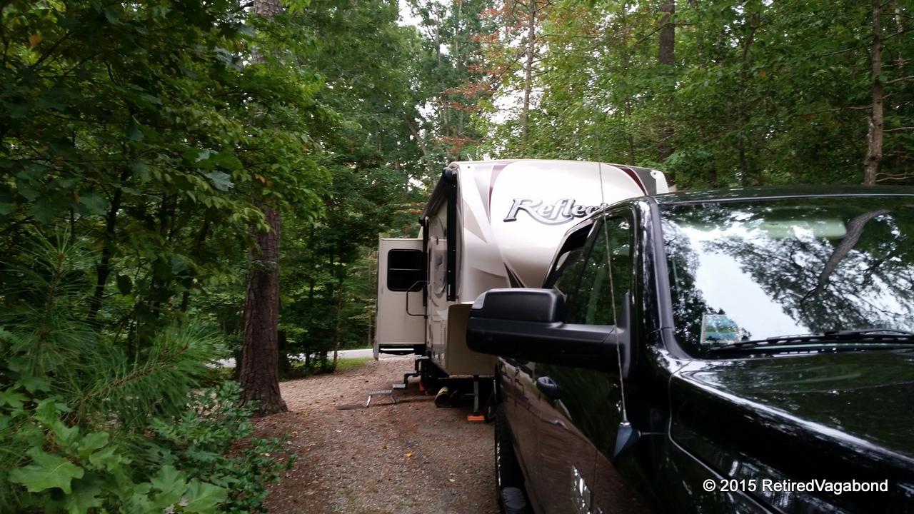 Pocahontas State Park, Virginia