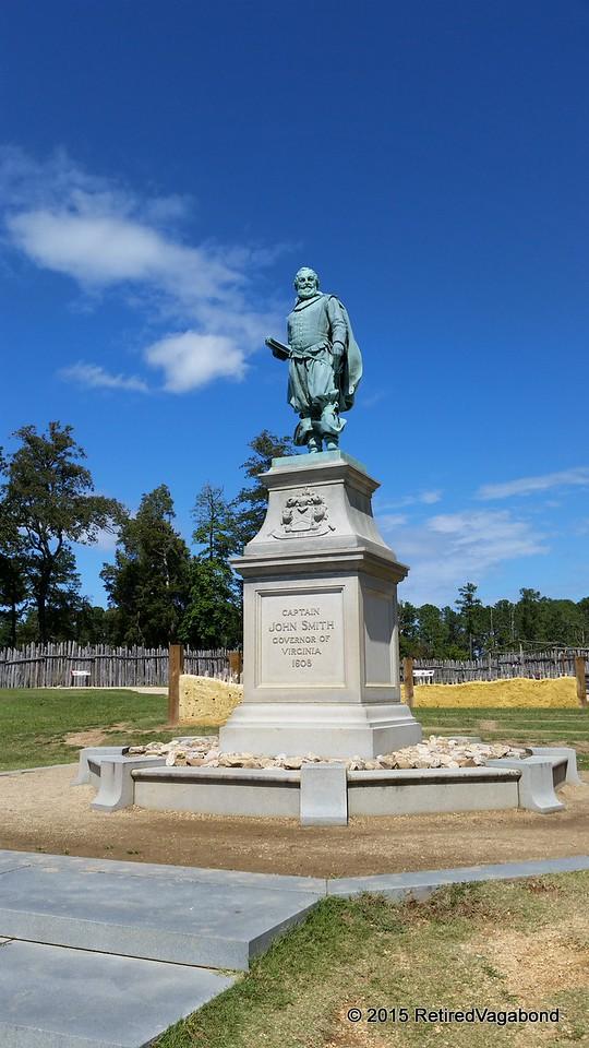 Captain John Smith - Jamestown Va