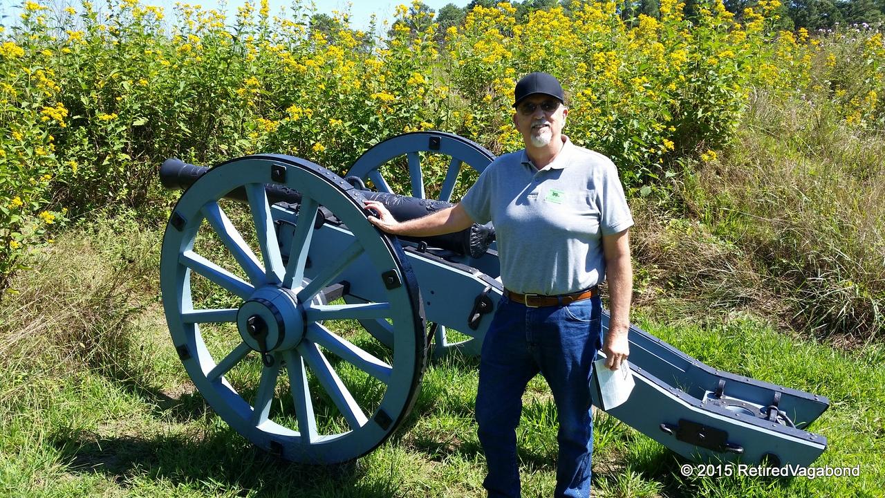 The Battleground near Yorktown