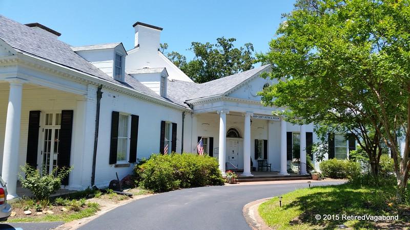 Aiken Museum South Carolina