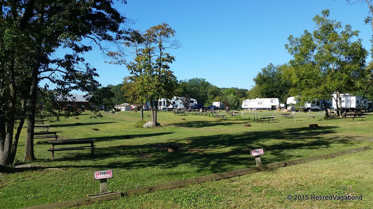Anvil Campground Gettysbreg Pa