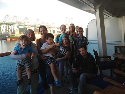Merriman cabo cruise photos