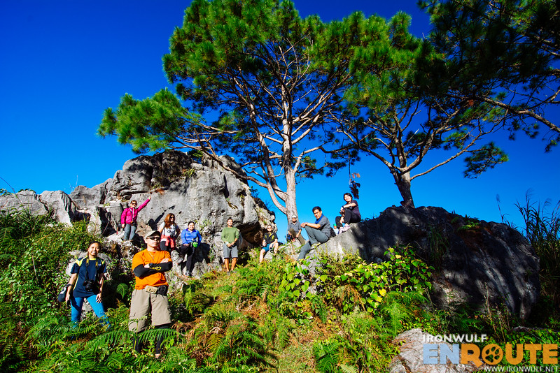 Our Backpack Photography group in Maligcong
