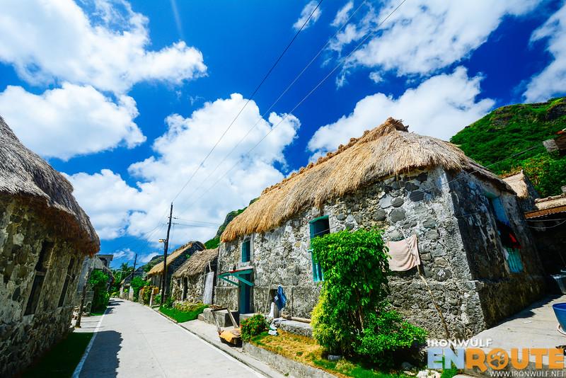 Stonehouses at Nakanmuan village