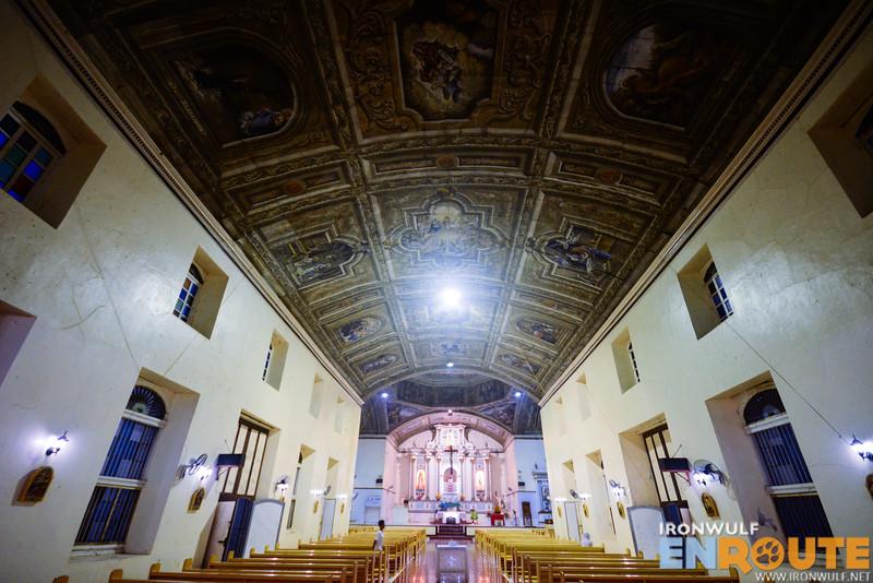 Parish interior