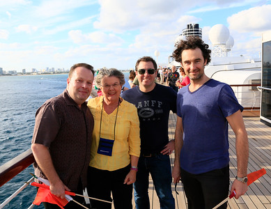 Celtic Music Cruise 2015 on the Westerdam