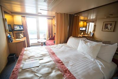 Vista Suite on Westerdam (Holland America)