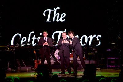 The Celtic Tenors  Celtic Music Cruise: