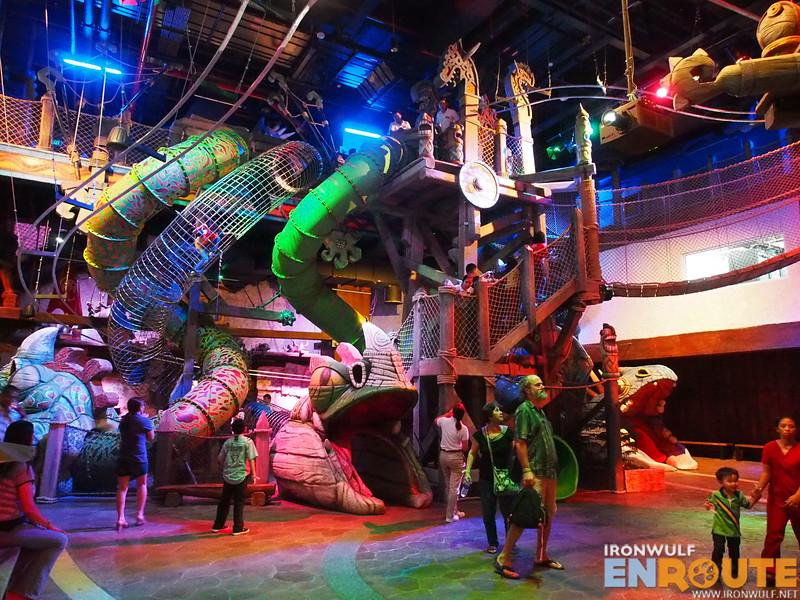 Parc d'attraction Dreamplay P5280032-L