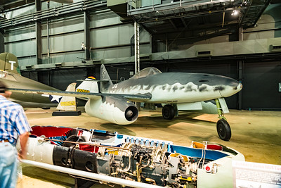 WWII German Jet fighter