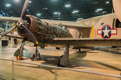 WWII German fighter