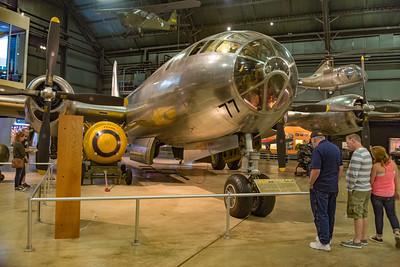 B29 that dropped A-bomb on Nagasaki
