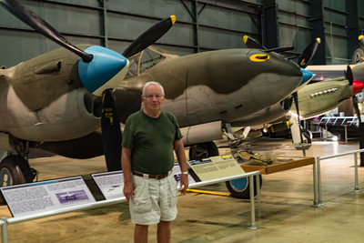 P38 fighter and admirer.