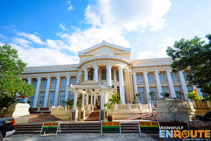 Lingayen's architectural gem, the neoclassical style Capitol