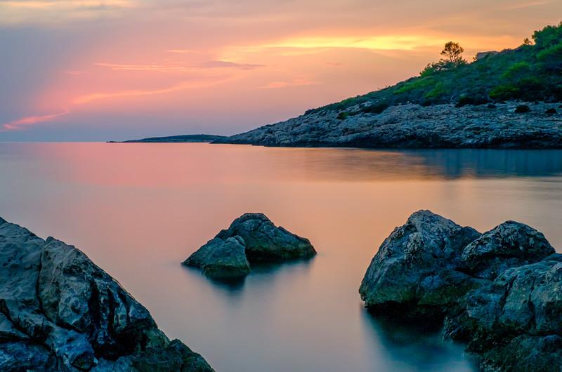 Vis Sunset