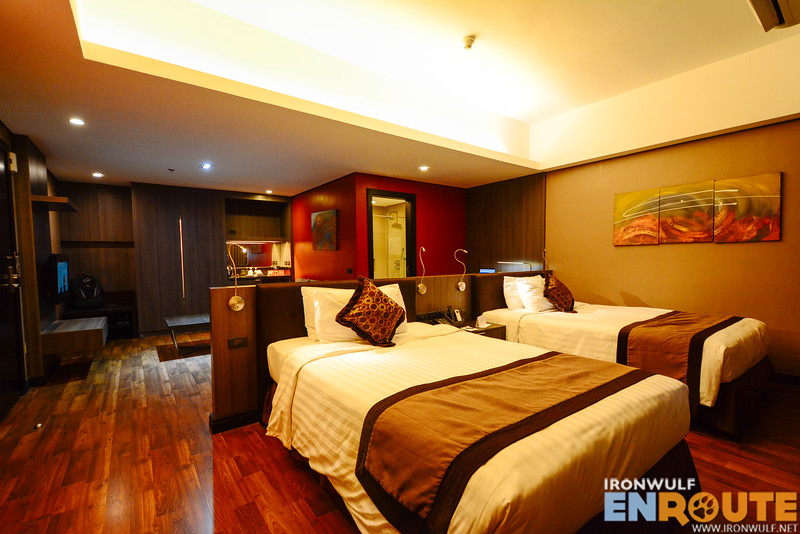 The City Suite Room