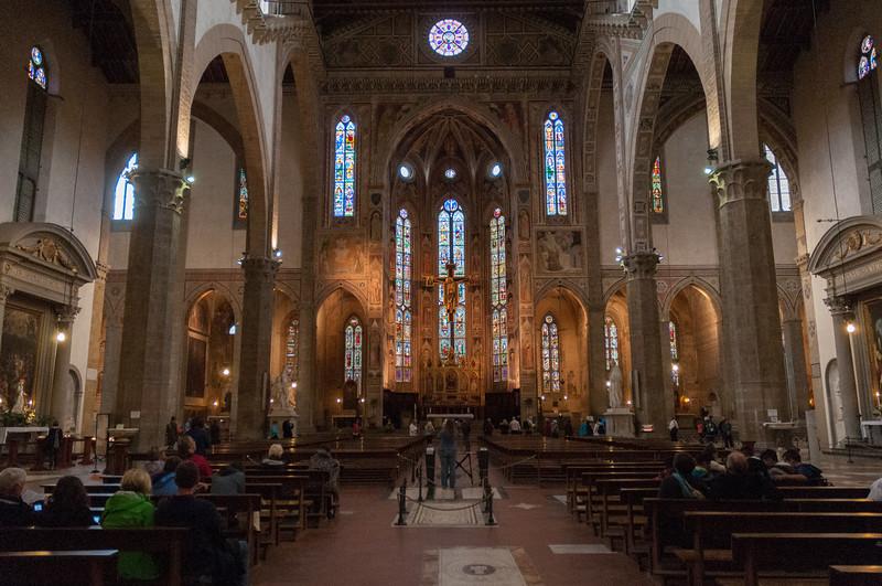 Santa Croce cathedral.