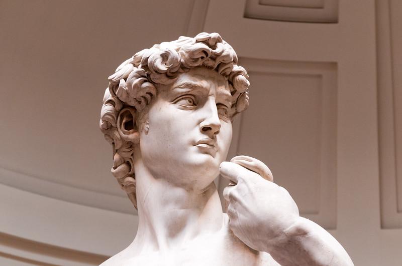 "Michelangelo's ""David"" - Galleria dell'Accademia - Florence."
