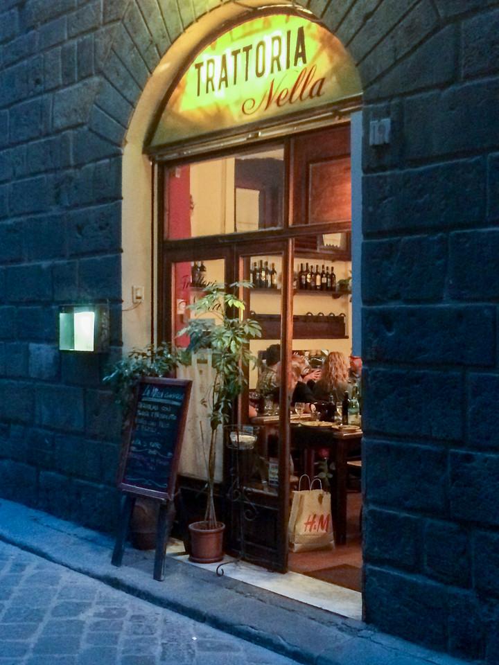 Trattoria Nella - Florence