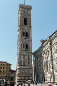 Campanile di Duomo - Florence