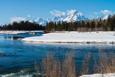 Grand Tetons February 2015