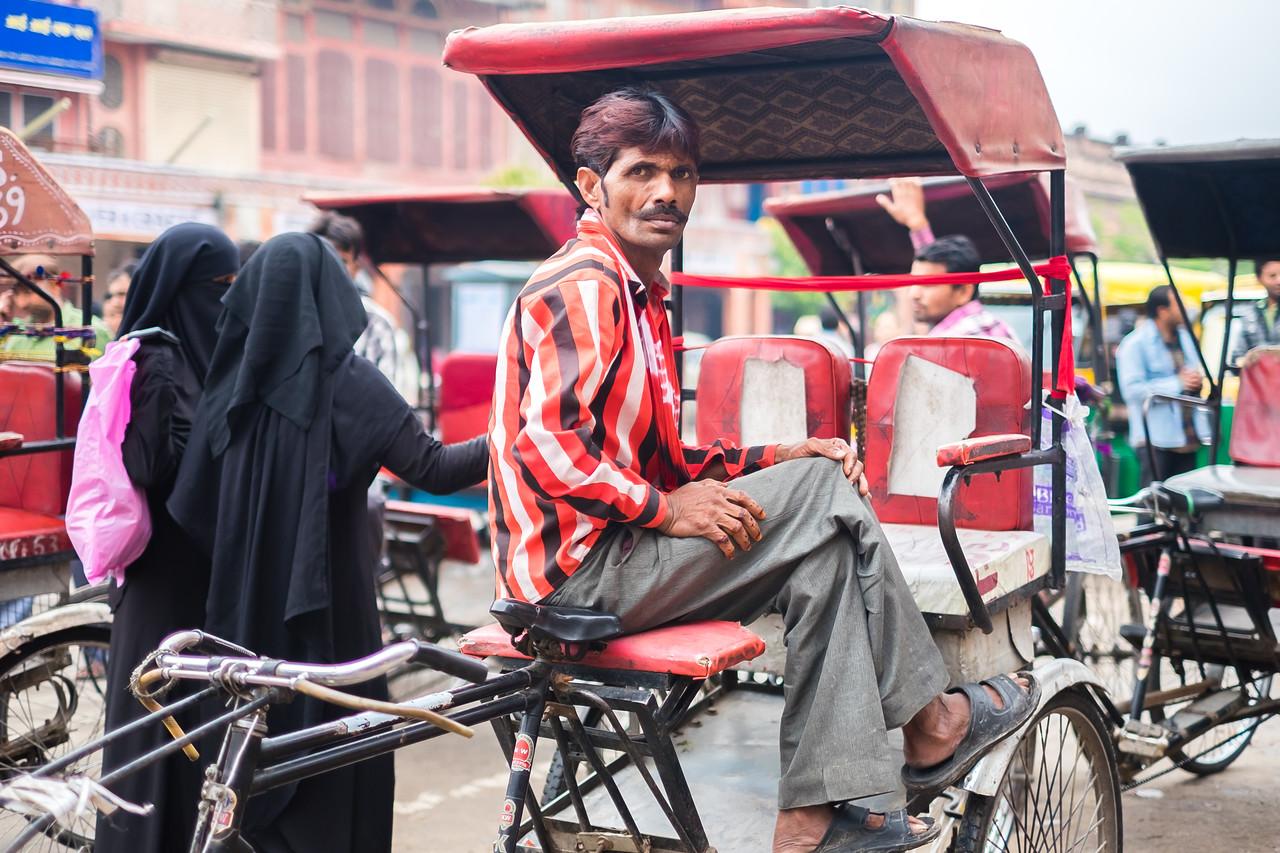 Jaipur Pedicab