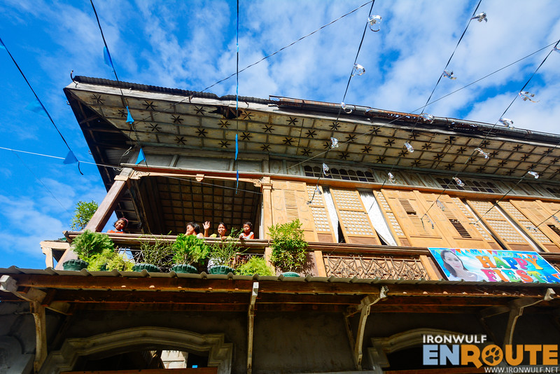 Warm locals and an ancestral house
