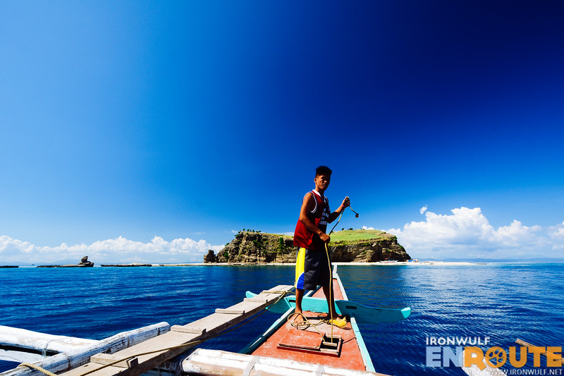 Approaching Animasola Island