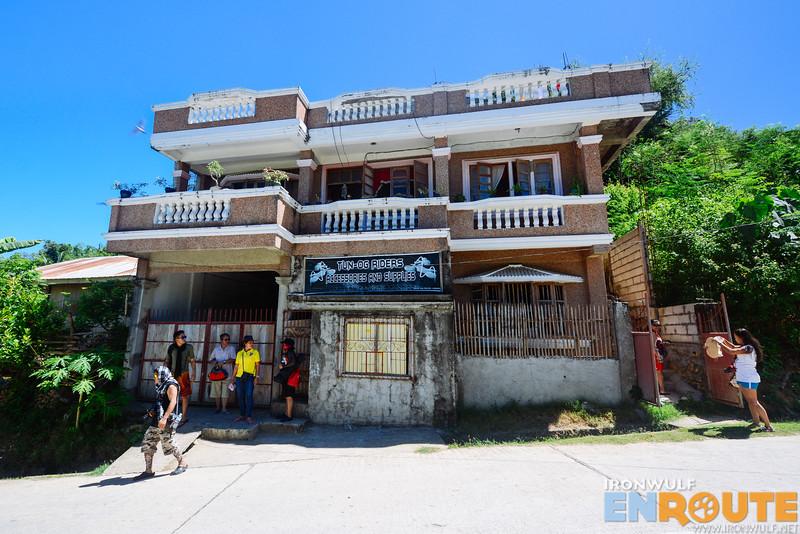 The Balinsasayaw House