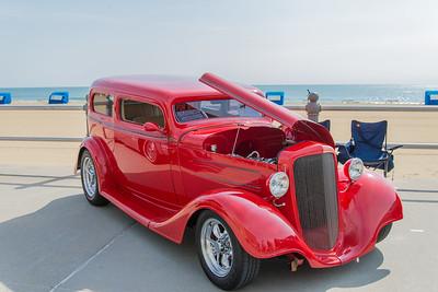 VA Beach Car Show, May 16