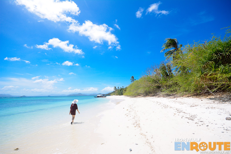 Let's escape to paradise!