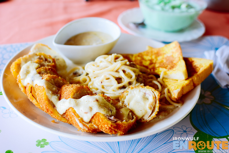 Chef Soc's Cordon Bleu is a must try