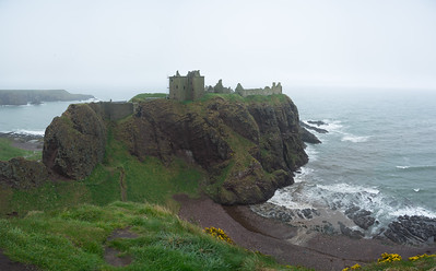 Donnottar Castle