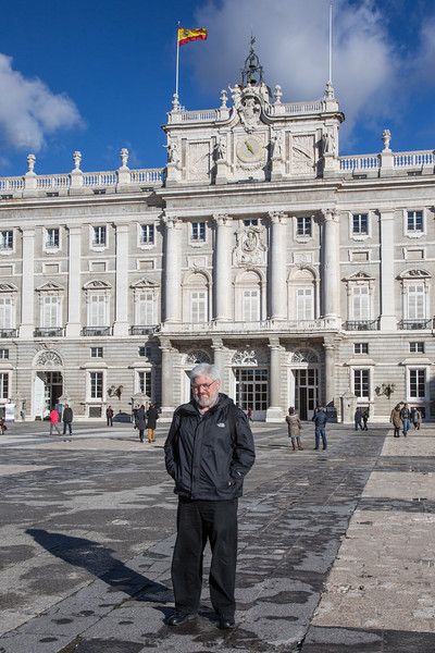 Palacio Royal, Madrid