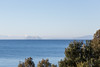 Rock of Gibraltar from Playa Andaluza Apartment, Costa del Sol
