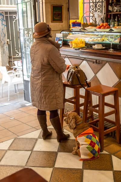 Cafe, Malaga