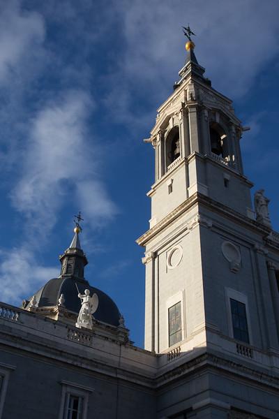 Almudana Cathedral, Madrid