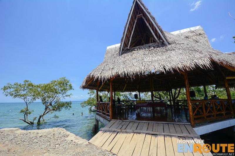 A mangrove pavillion at Bindoy