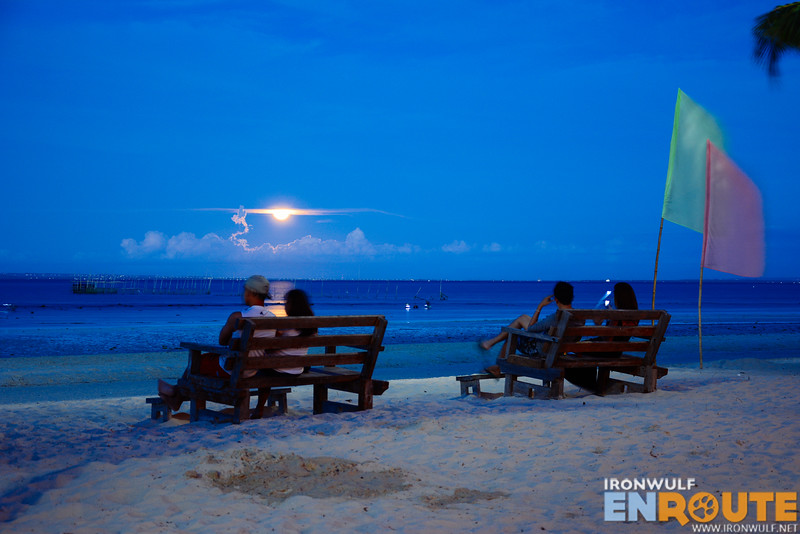 Tañon Strait | Sta Fe Bantayan Island: Chasing Moonrise and Easy Mornings