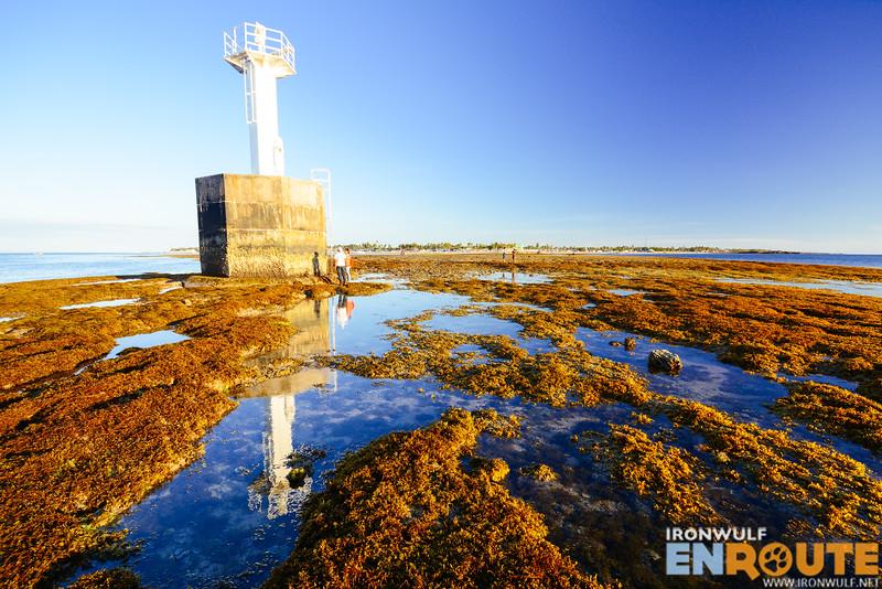 Madridejos lighthouse