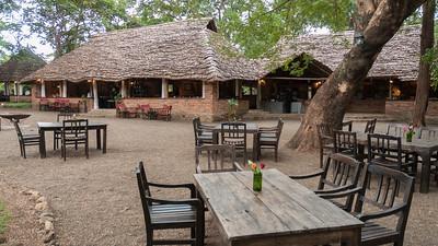 Rivertrees Hotel, outside Arusha Tanzania.