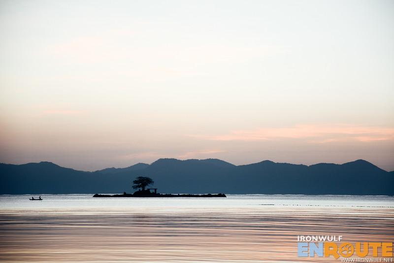 Bubog Island morning