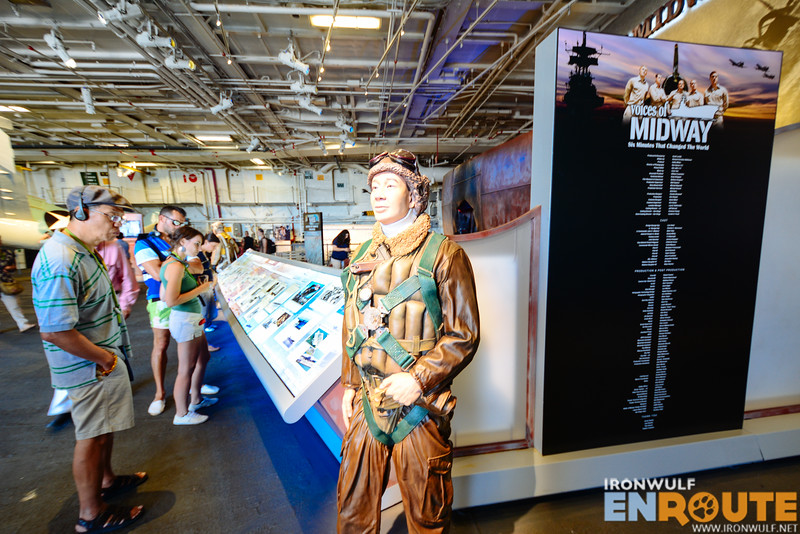 Getting to know the milestones of the USS Midway