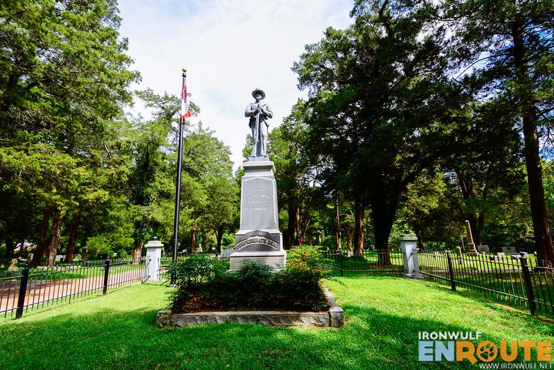 The Confederate Monument